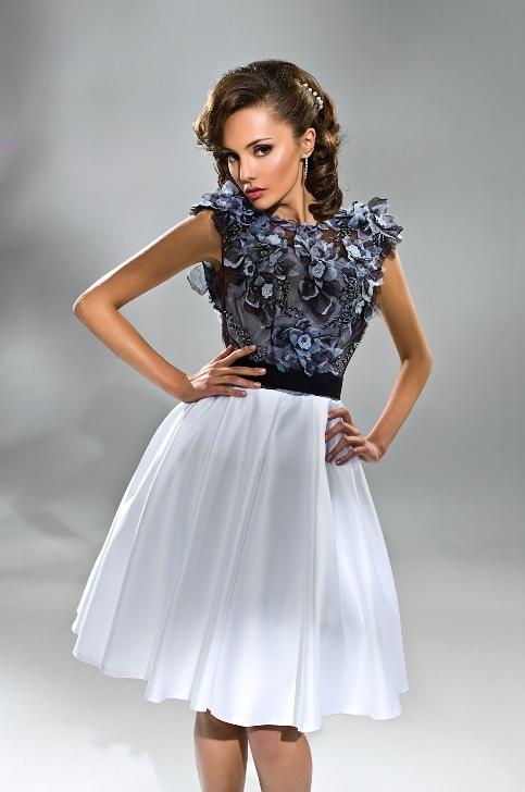 Современные платья 7