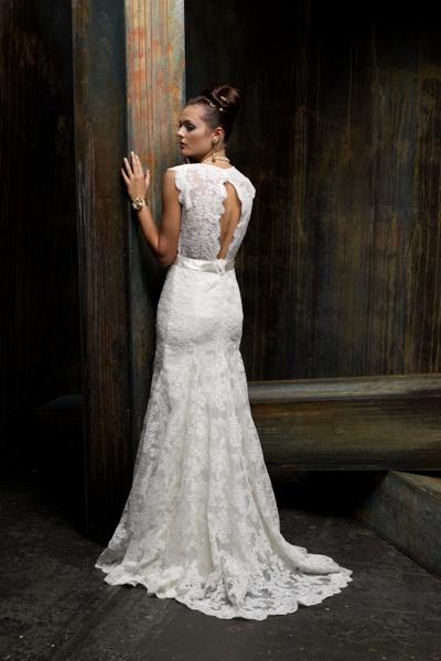 Изобр по > Самые Красивые Кружевные Свадебные Платья