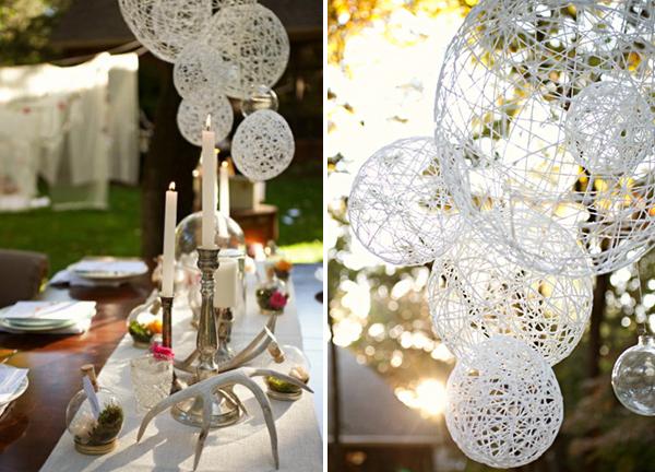 Westwood оформление свадьбы своими руками мастер класс шары из ниток