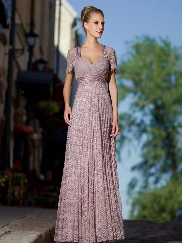 Вечерние платья из гипюра