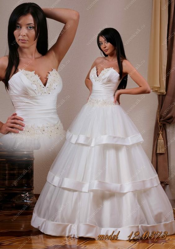 Свадебные платья новинки фото 5