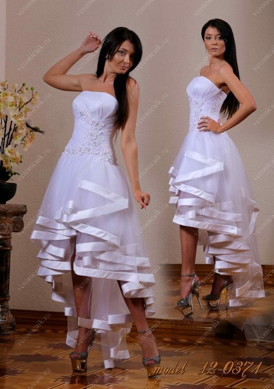 Короткие вечерние платья своими руками
