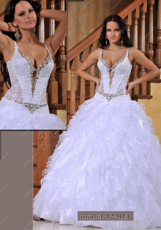 Свадебные платья новинки фото 1