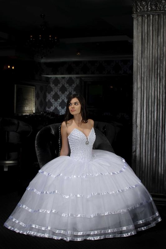 Свадебные платья оптом от производителя Украина, Харьков - высокое