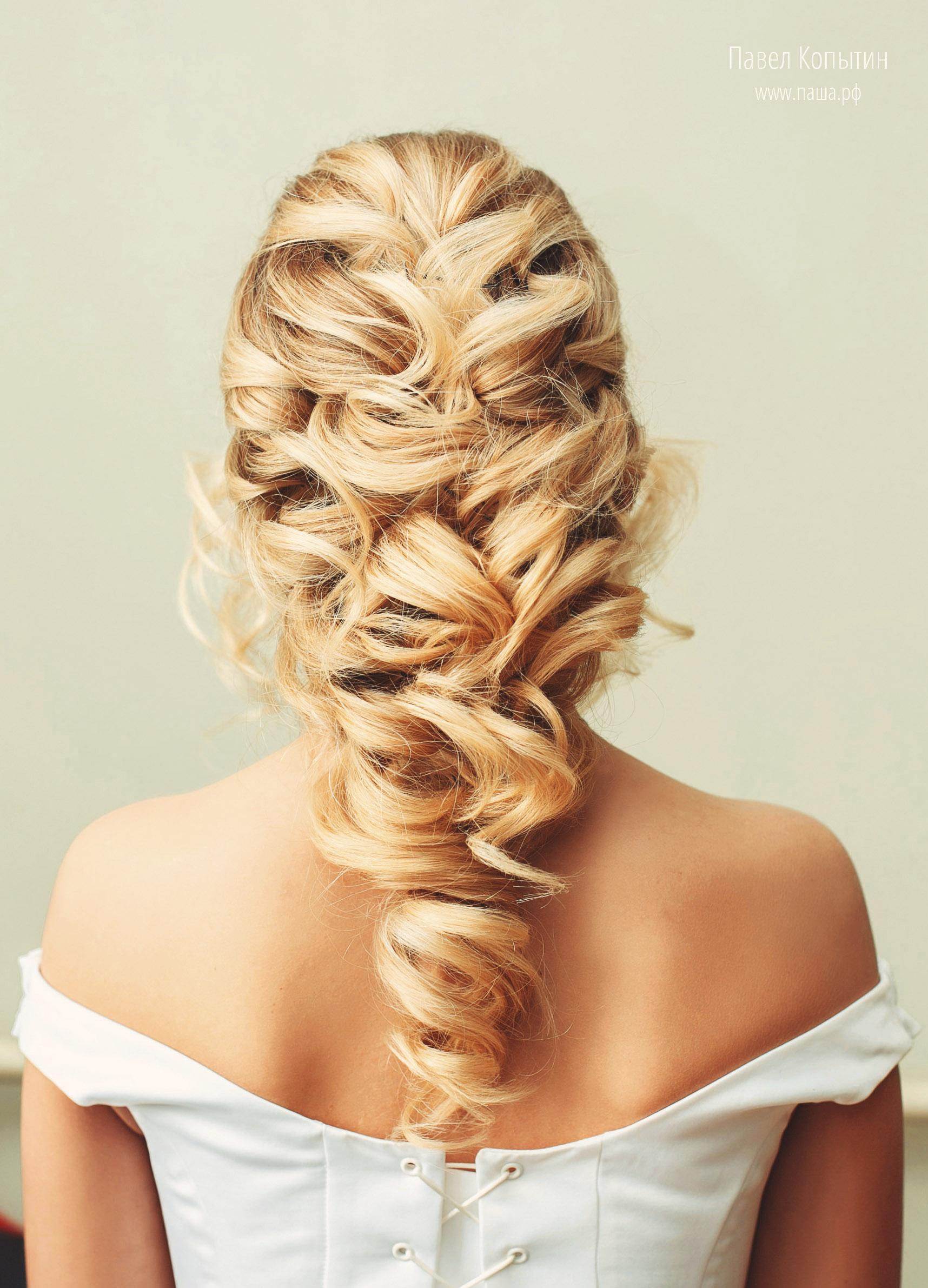 Фото причесок из кос греческие