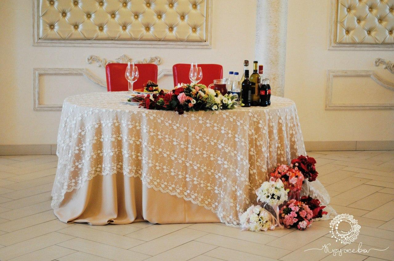 Украшение столов на свадьбу своими руками : фото оформления 3