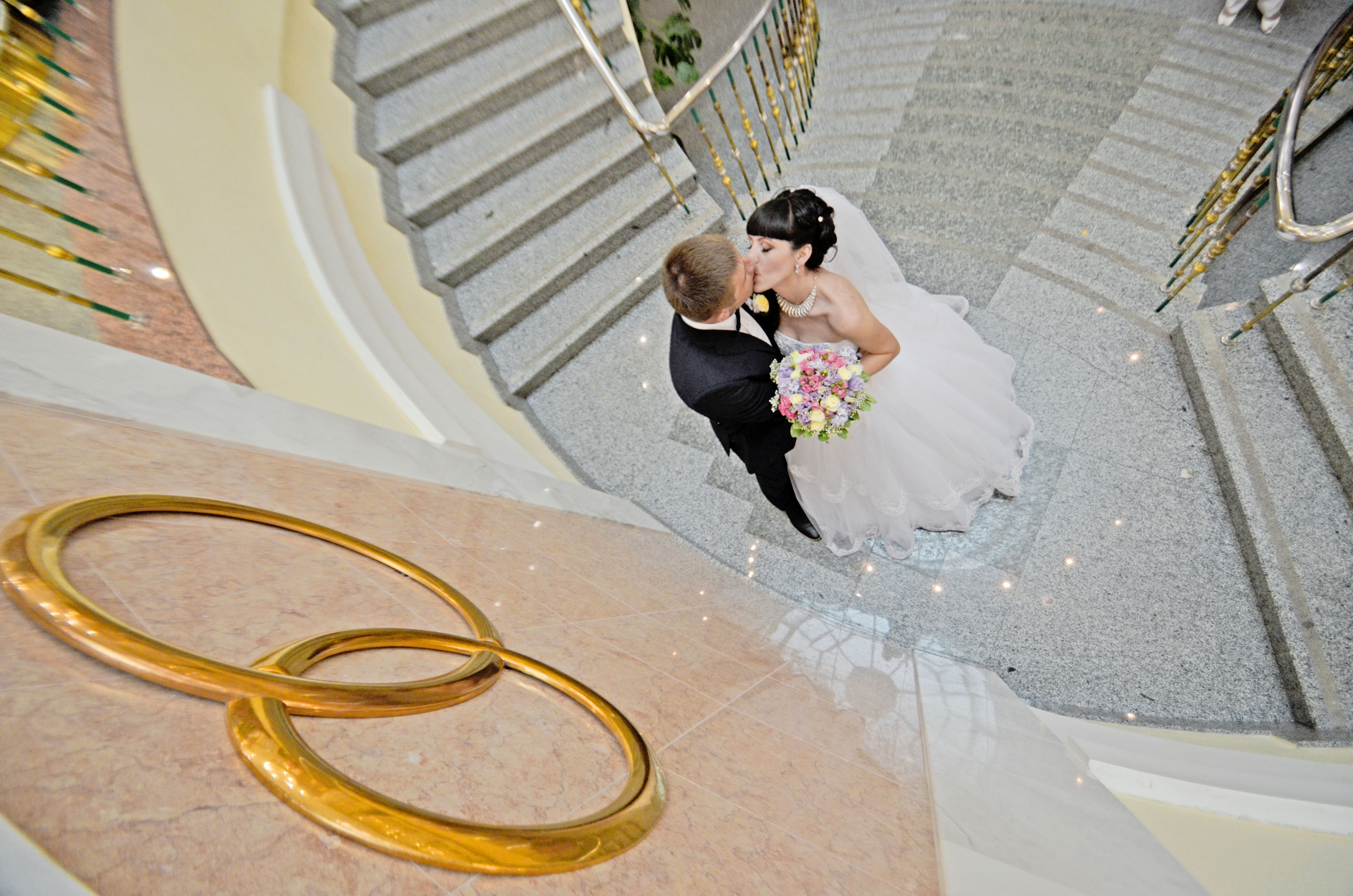Свадебные фото с одноклассники. ру (60 фото)
