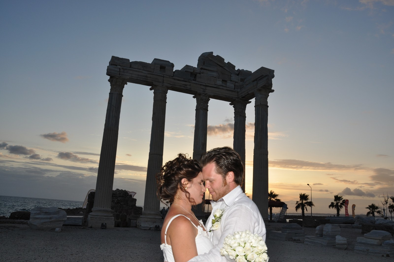 Фото свадеб в турции