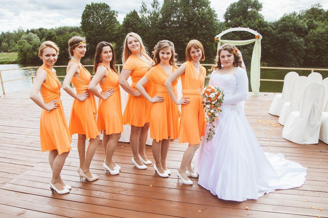 Прически подружки невесты фото 2018