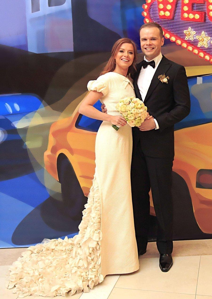 Юлия савичева свадьба фото 2