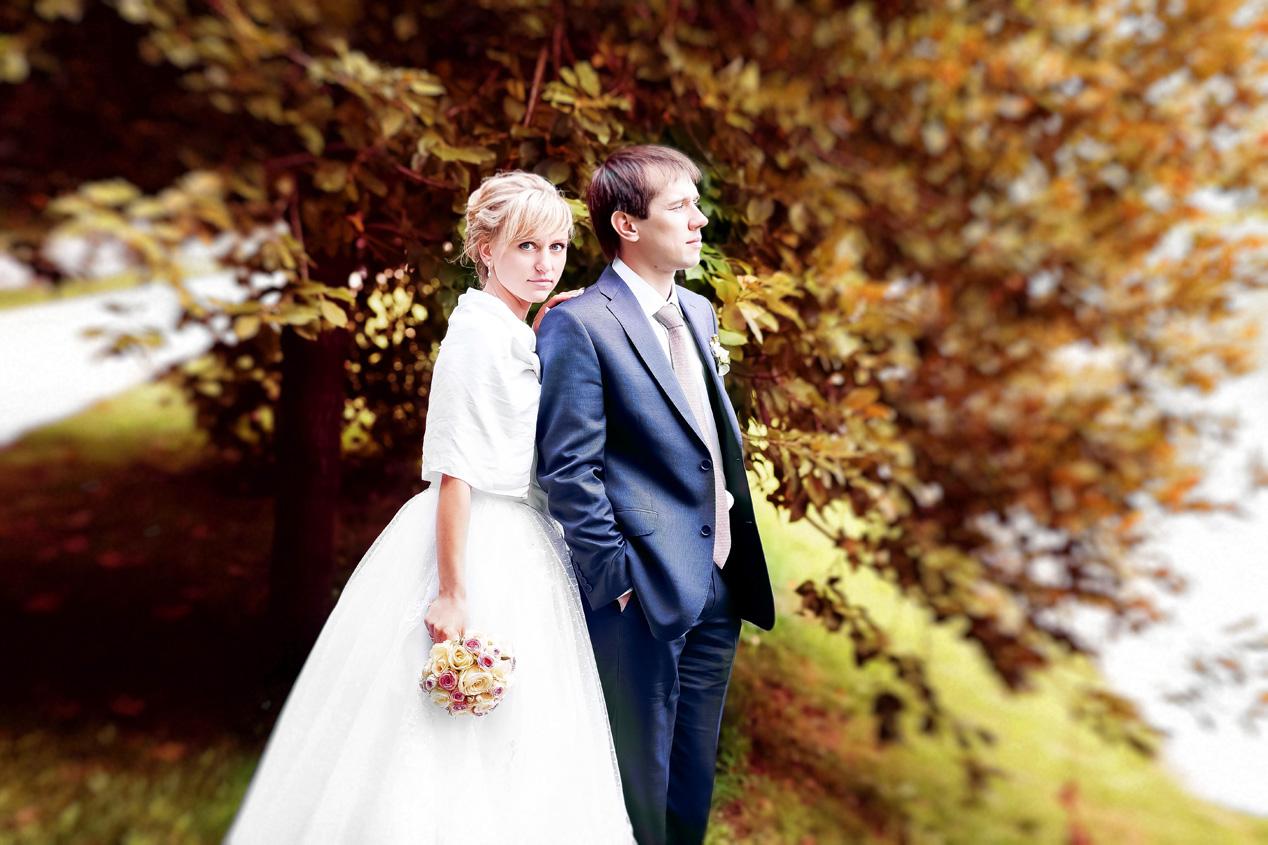 Свадьба в конце апреле фото