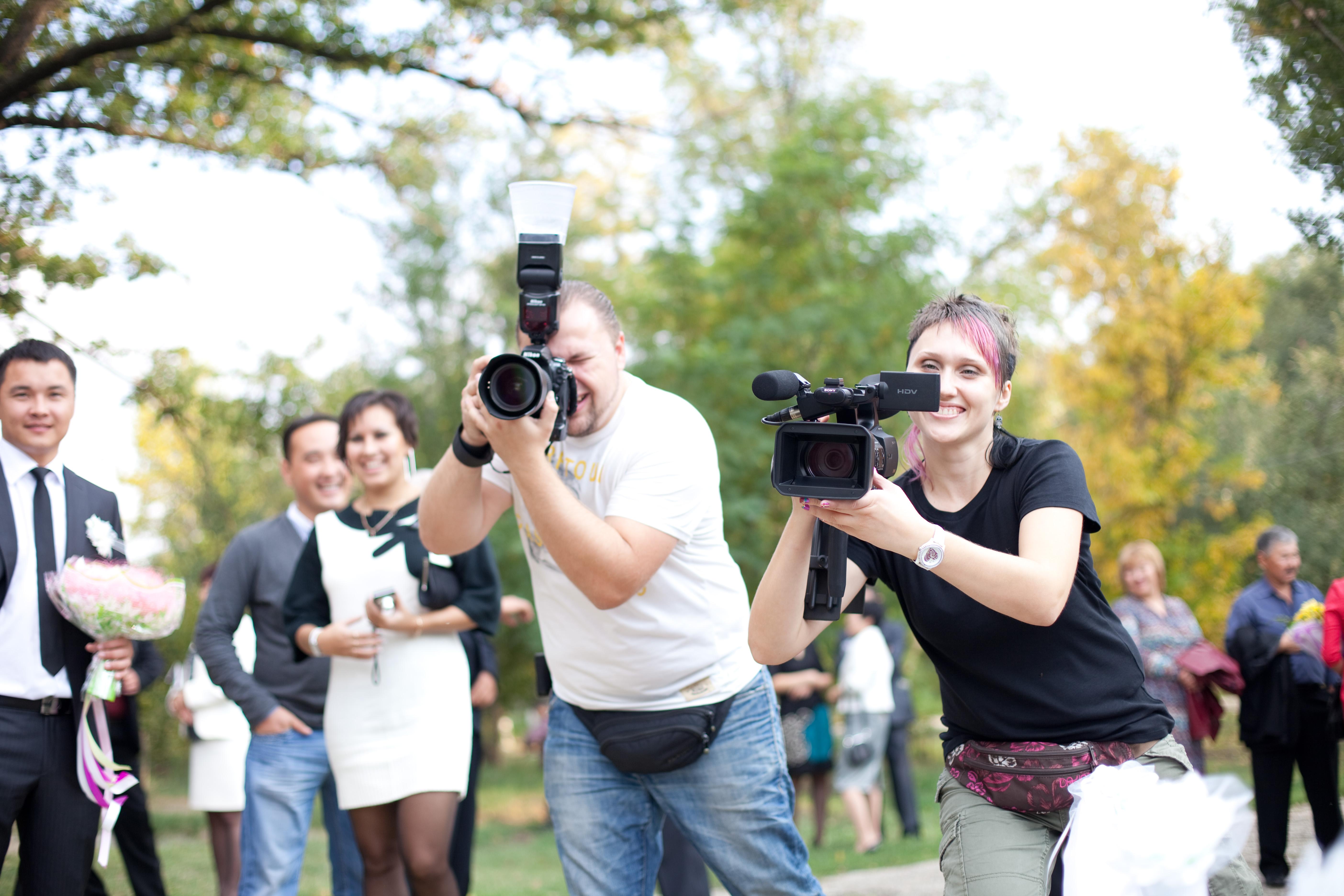 Рабочие моменты съемок, Рабочие моменты съемок промо-ролика программы 18 фотография