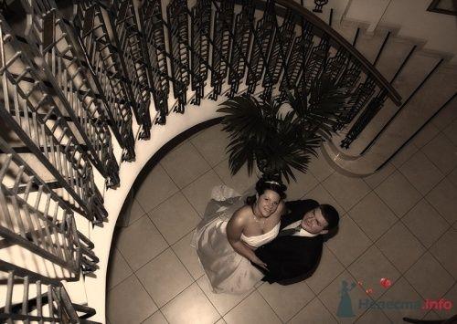 Свадебная фотосессия в помещении.