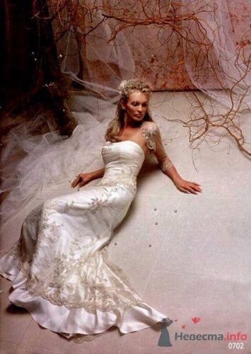 Фото 5398 в коллекции Каталог платьев - Невеста01