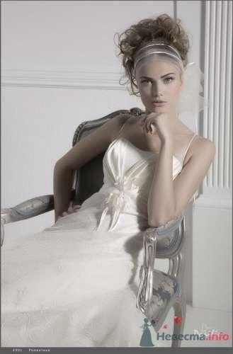 Фото 5399 в коллекции Каталог платьев - Невеста01