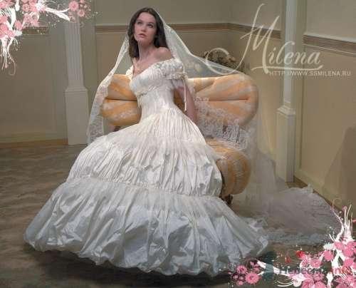 Фото 5405 в коллекции Каталог платьев - Невеста01