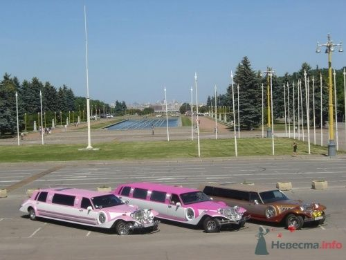 """Эскалибур Фантом ретро 6,9,10 мест 2007 год - фото 132 Транспортная компания """"Лимузиновъ"""""""