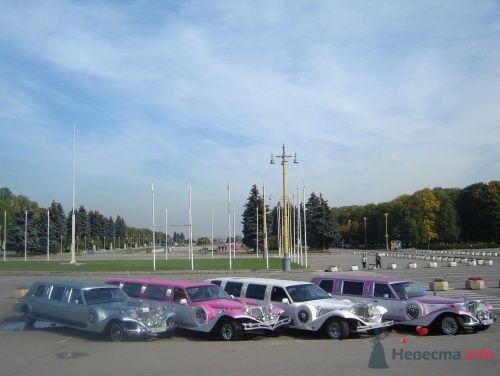 """Эскалибур Фантом ретро 6,9,10 мест 2007 год - фото 133 Транспортная компания """"Лимузиновъ"""""""