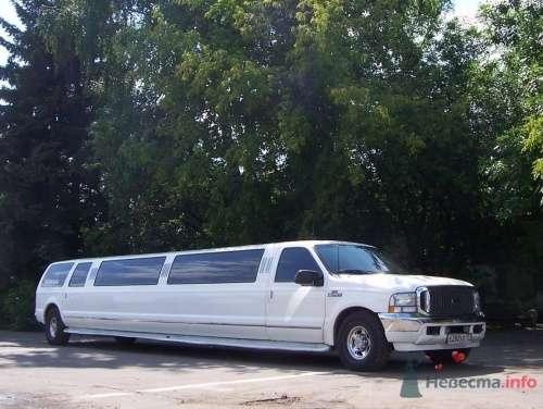 Фото 4745 в коллекции лимузин на свадьбу (30 мест) - Toplim - аренда транспорта