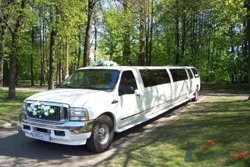 Фото 4757 в коллекции лимузин на свадьбу (30 мест) - Toplim - аренда транспорта