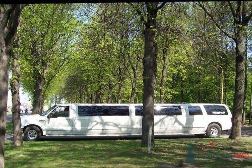 Фото 4758 в коллекции лимузин на свадьбу (30 мест) - Toplim - аренда транспорта
