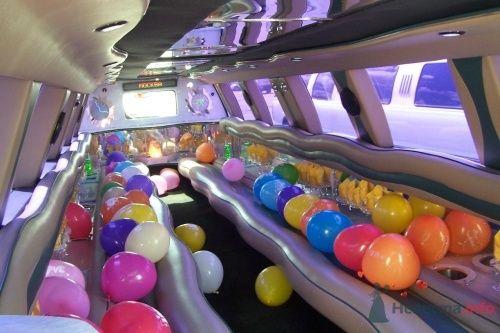 Фото 4760 в коллекции лимузин на свадьбу (30 мест) - Toplim - аренда транспорта