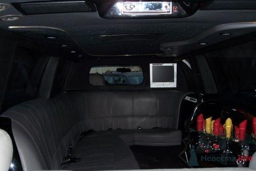 Фото 4785 в коллекции джип - лимузин черного цвета (17 мест) - Toplim - аренда транспорта