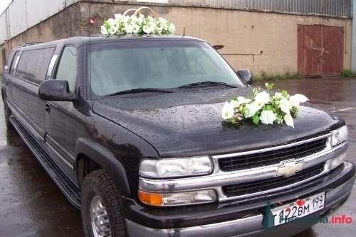 Фото 4823 в коллекции украшения на свадебную машину - Toplim - аренда транспорта