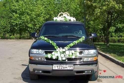 Фото 4825 в коллекции украшения на свадебную машину - Toplim - аренда транспорта