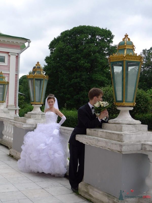Фото 34569 в коллекции наша свадьба - Настенка