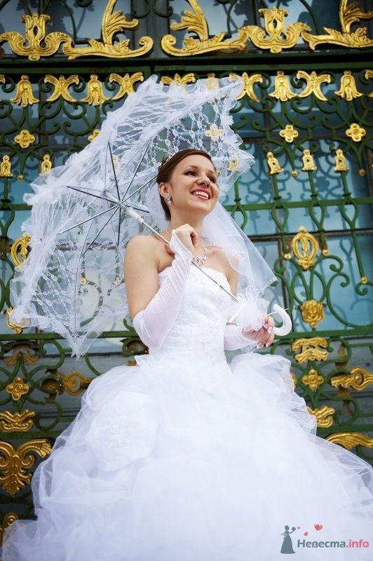 Довольная невеста - фото 60477 Настенка
