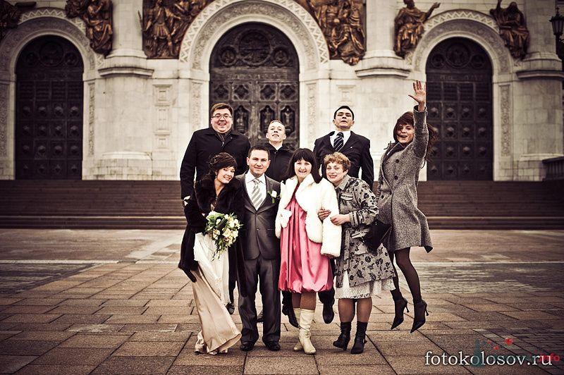 Фото 78626 в коллекции Мои фотографии - Свадебный фотограф Колосов Александр