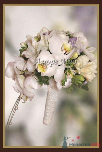 Букет невесты - фото 3099 Невеста01
