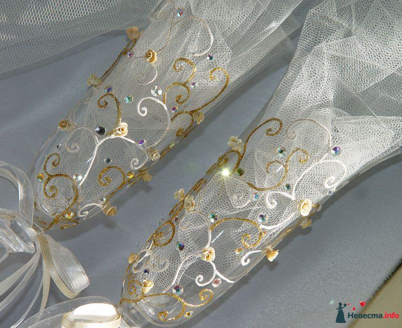 """Любовь и розы -2 - фото 124569 """"Свадебный Бум"""" - свадебные принадлежности"""