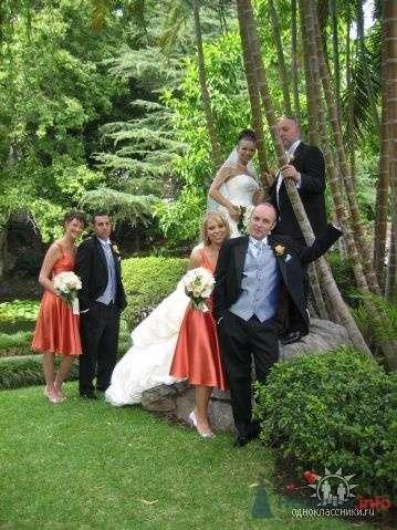 С друзьями жениха и невесты - фото 63391 Marleni