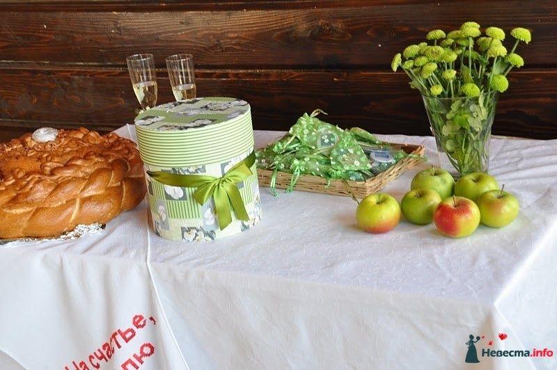 Фото 218452 в коллекции M&M's apple wedding  - Marleni