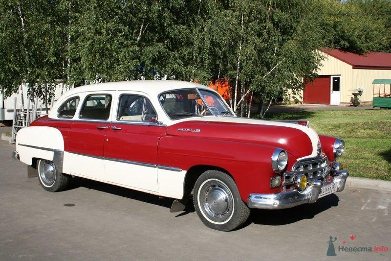 ЗИМ ГАЗ-12, 1956г.в. - фото 61867 Сlassic-cars -  парк ретро автомобилей