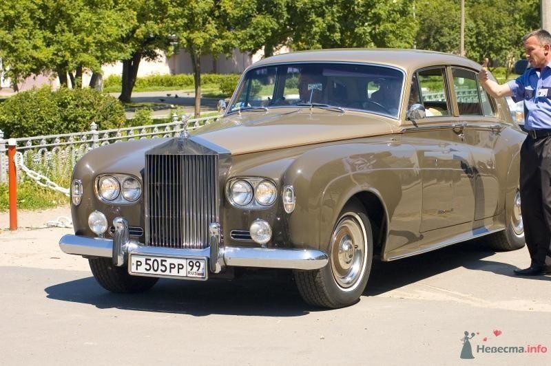 Роллс-Ройс Сильвер Клоуд III, 1965 г.в. - фото 61890 Сlassic-cars -  парк ретро автомобилей