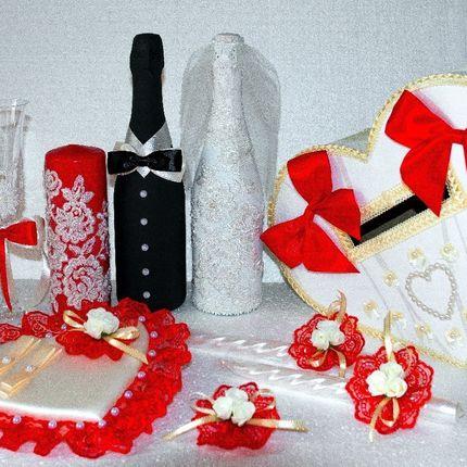 Свадебные аксессуары в наличии и под заказ