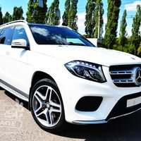 Mercedes-Benz GLS в аренду