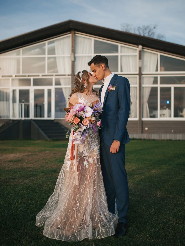 Фото 19582546 в коллекции Аделина и Зуфар #нагребнелюбви - Sofa wedding - студия свадеб