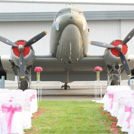 Аренда аэродрома для проведения свадьбы