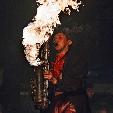 Огненное шоу - Примиум класса