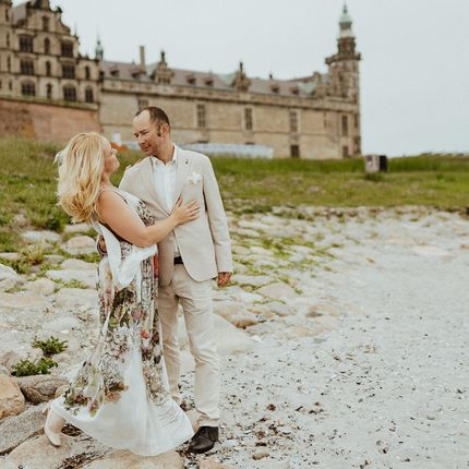 Организация свадьбы в замке Гамлета, в Дании