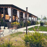 Терраса для свадьбы в Зеленограде. Загородная свадебная площадка Ранчо.