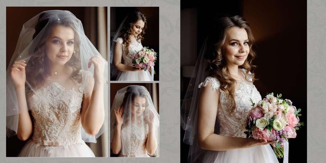 Фото 19674503 в коллекции Сборы невесты Ирины - Стилист-визажист Юлия Базенко
