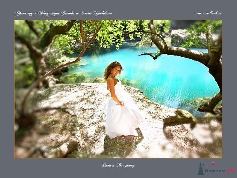 Фото 62022 в коллекции Свадебный фотоальбом Избранное - Фотостудия Елены Грабовской и Владимира Сомова