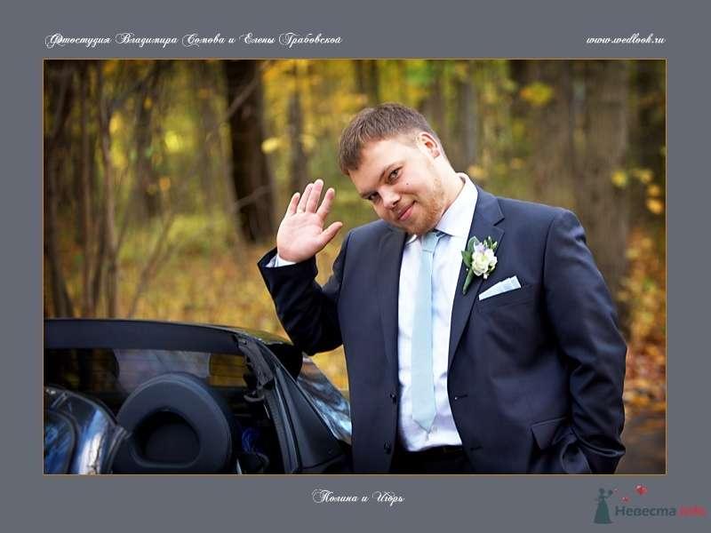 Фото 62066 в коллекции Полина и Игорь - Фотостудия Елены Грабовской и Владимира Сомова