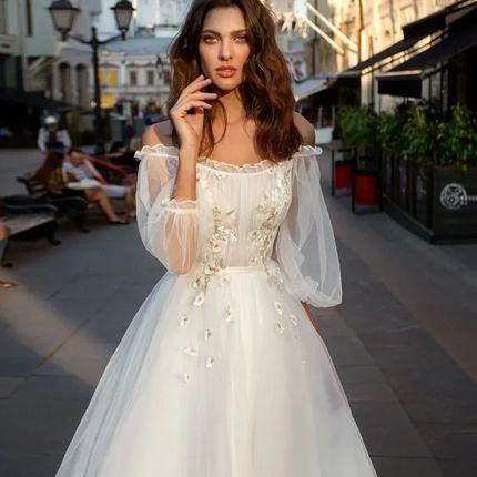 Платье Модель 11937