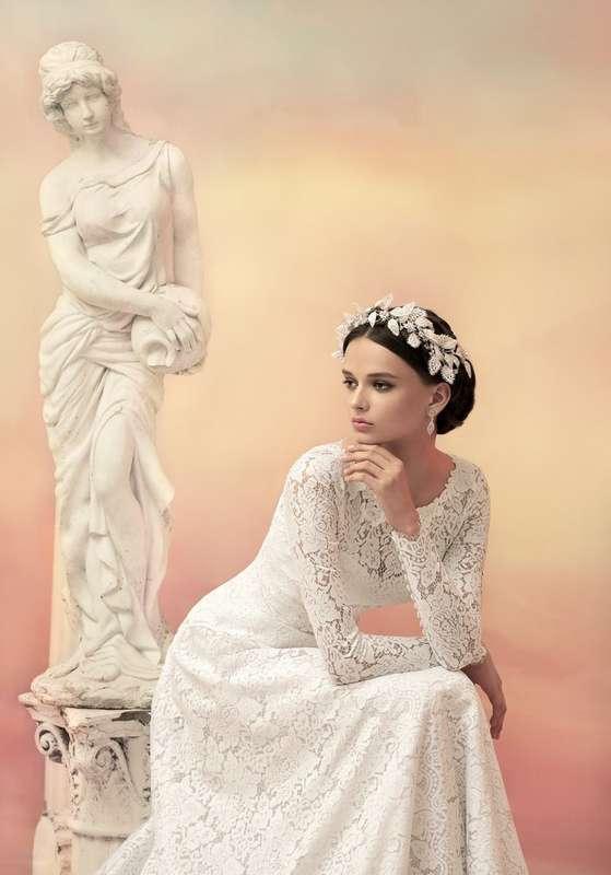 Фото 19706755 в коллекции Коллекция Эллада - Viva Nevesta - свадебный салон